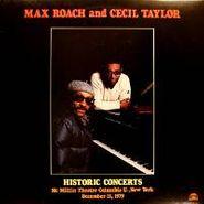 Max Roach, Historic Concerts (LP)