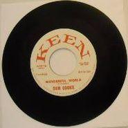 "Sam Cooke, Wonderful World / Along The Navajo Trail [Promo] (7"")"
