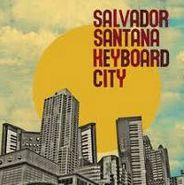 Salvador Santana, Keyboard City (CD)