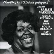 Sarah Vaughan, How Long Has This Been Going On? (CD)