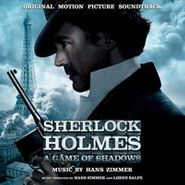 Hans Zimmer, Sherlock Holmes: A Game of Shadows [OST] (CD)