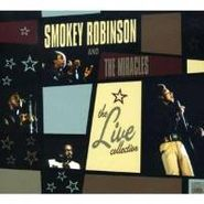 Smokey Robinson & The Miracles, The Live Collection [Limited Edition] (CD)