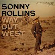 Sonny Rollins, Way Out West (LP)