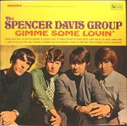 The Spencer Davis Group, Gimme Some Lovin' (LP)