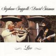 Stéphane Grappelli, Live (CD)