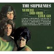 The Supremes, Where Did Our Love Go [Limited Edition] (CD)