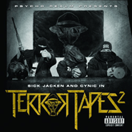 Psycho Realm, Psycho Realm Presents Sick Jacken And Cynic In Terror Tapes 2 (CD)
