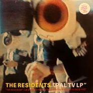 The Residents, PAL TV LP [Colored Vinyl, Limited Edition] (LP)