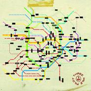 Three Mile Pilot, Maps (LP)