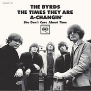 "The Byrds, The Times They Are A-Changin [Black Friday] (7"")"