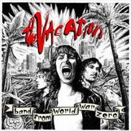 The Vacation, Band From World War Zero (CD)
