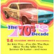Various Artists, The 70's Decade (CD)