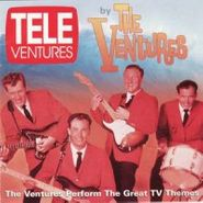 The Ventures, Tele-Ventures (CD)