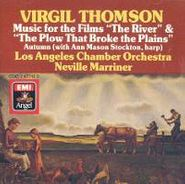 "Virgil Thomson, Virgil Thomson: Music for the Films ""The River"" & ""The Plow That Broke the Plains"" [Import] (CD)"