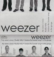 Weezer, Weezer [Promo Sampler] (Cassette)