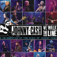 Various Artists, We Walk The Line: A Celebration Of The Music Of Johnny Cash [CD/DVD] (CD)