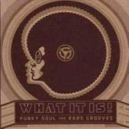 Various Artists, What It Is! Funky Soul And Rare Grooves 1967-1977 (CD)