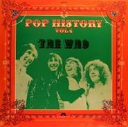 The Who, Pop History Vol 4 [Import] LP