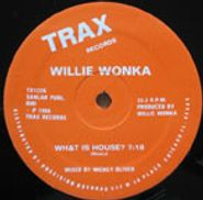 "Willie Wonka, What Is House? (12"")"