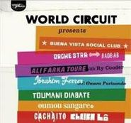 Various Artists, World Circuit Presents (CD)