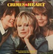 Georges Delerue, Crimes Of The Heart (Original Motion Picture Soundtrack) (LP)