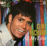 Cliff Richard, All My Love [Import] (LP)