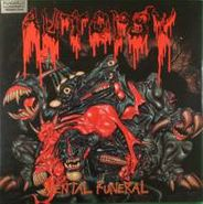 Autopsy, Mental Funeral [Limited Edition, Colored Vinyl] (LP)