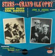 Flatt & Scruggs, Stars Of The Grand Ole Opry (LP)