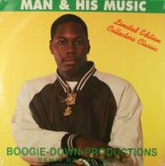 Boogie Down Productions, Man & His Music [Limited Edition] (LP)