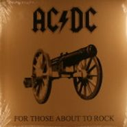 AC/DC, For Those About To Rock (LP)