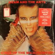 Adam And The Ants, Kings Of The Wild Frontier (LP)