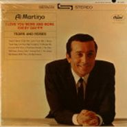 Al Martino, I Love You More And More Every Day / Tears And Roses (LP)