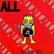 All, Allroy Sez (CD)