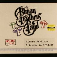The Allman Brothers Band, Instant Live: Nissan Pavilion Bristow, VA 9/30/04 (CD)