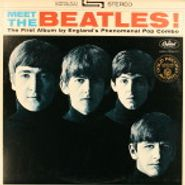 The Beatles, Meet The Beatles (LP)