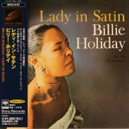 Billie Holiday, Lady In Satin [Mini-LP] (CD)
