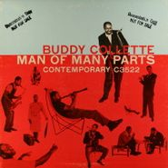 Buddy Collette, Man Of Many Parts [Promo Stamped] (LP)