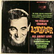 Charles Aznavour, The World Of Charles Aznavour (LP)