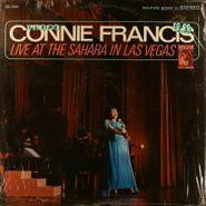 Connie Francis, Live At The Sahara In Las Vegas (LP)