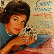 Connie Francis, Second Hand Love And Other Hits (LP)