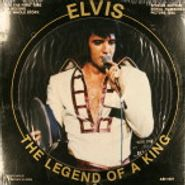 Various Artists, The Legend Of A King: Elvis Presley [Picture Disc] (LP)