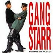 Gang Starr, No More Mr. Nice Guy (CD)