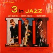 Gary Burton, 3 In Jazz (LP)