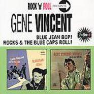 Gene Vincent & His Blue Caps, Blue Jean Bop/Gene (CD)