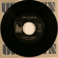 "Gloria Jones, Come Go With Me / How Do You Tell An Angel (7"")"