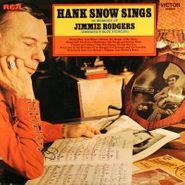 Hank Snow, Hank Snow Sings In Memory Of Jimmie Rodgers (LP)