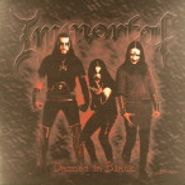 Immortal, Damned In Black (LP)