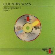 John Cameron, Country Ways: Atmosphere 5 (LP)