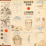 John Lennon, Shaved Fish [Japanese Pressing] (LP)