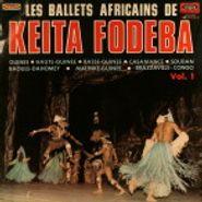 Les Ballets Africains, Les Ballets Africains De Keita Fodeba Vol. 1 (LP)
